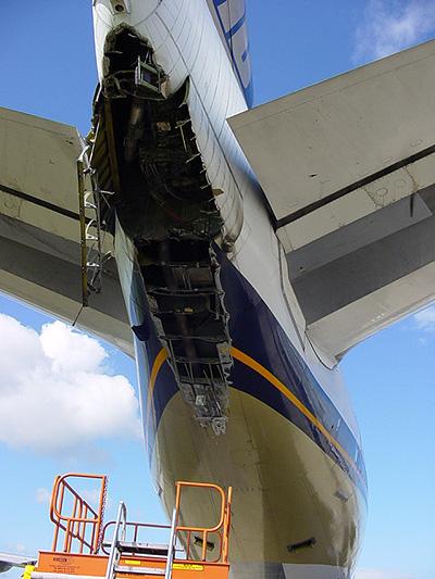 A Nasty 747 Tailscrape